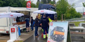 Renault Trucks, apoyo, camioneros, pandemia,