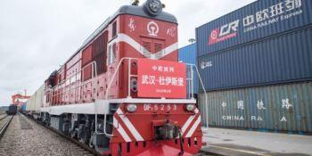 inaugurado, servicio, tren, China, Europa
