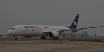 Aeroméxico, realiza, el mayor, vuelo, historia, México,
