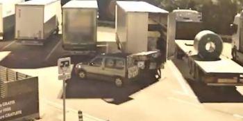 Desmantela grupo especializado robar cargas camiones en la AP-7