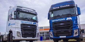 Ford Trucks, Murcia, Terramovil,