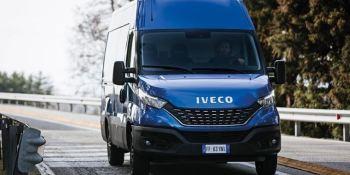 IVECO lanza un plan de acciones para facilitar la actividad del sector de última milla