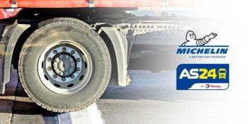 Michelin, AS 24, presentan, Fleet Diag 24, camiones