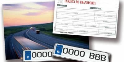 Transportes, CC.AA. reinician, actividad, administrativo, transporte por carretera,