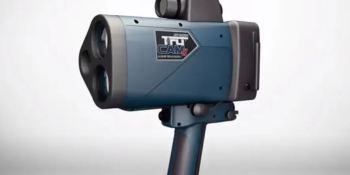 La DGT prueba el Trucam II: Un radar láser que multa a un kilómetro de distancia.