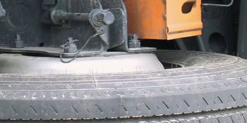 Detenida organización que trasladaba droga en ruedas de camiones