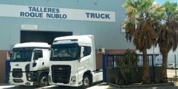 Ford Trucks llega Canarias de la mano Grupo Roque Nublo