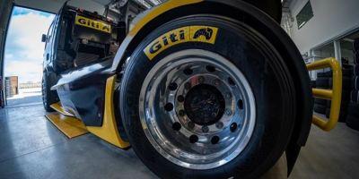 Giti Tire Truck Racing obtiene cuatro podios en el debut de 2020 en Alemania.
