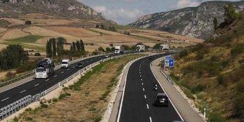 Levantamiento excepcional de las restricciones para los camiones en la A-1, AP-1 y N-1