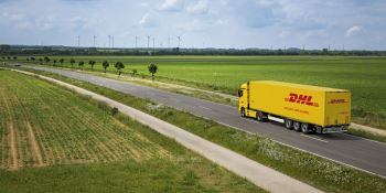 DHL lanza un nuevo servicio para envíos por carretera en Europa