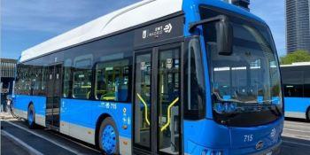 EMT Madrid: 181 nuevos conductores y 50 autobuses eléctricos