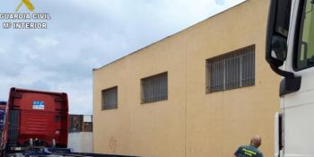 2 detenidos por el robo en camiones en la provincia de Valencia