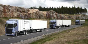 Allanando el camino para el transporte pesado comercial libre de fósiles