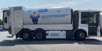 Bremen prueba el primer camión de recogida de basura a hidrógeno