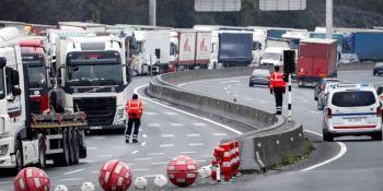 Encuesta para saber el impacto de la vuelta periódica de los camiones a sus países de origen