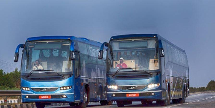 Para dar futuro a la industria de autobuses: Volvo Buses India se integra con VECV