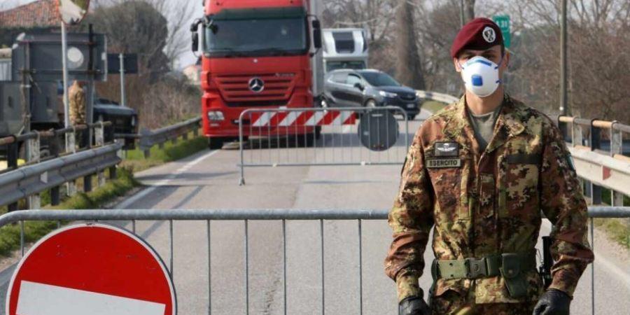 Nuevos requisitos para entrar en Italia y de permanencia para los camioneros