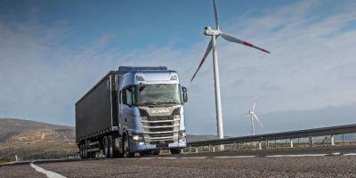 La producción de Scania concluye la transición hacia fuentes de energía renovables