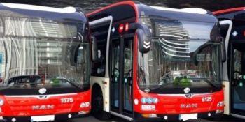 TMB contrata 46 autobuses híbridos de GNC para continuar la renovación de la flota