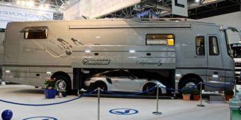 Volkner Performance S, la caravana más cara del mundo.