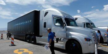 Daimler Trucks prueba camiones autónomos en el suroeste de EE. UU.