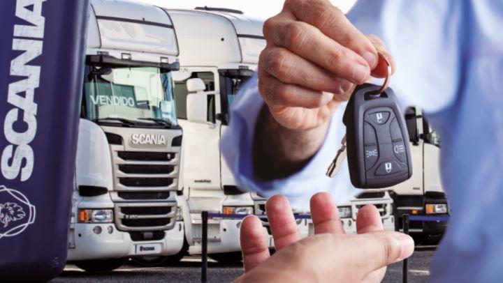 Días del camión de ocasión de Scania, una oportunidad para adquirir usados