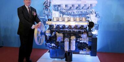 El Ministerio de Medio Ambiente chino aprueba el motor Westport HPDI a gas