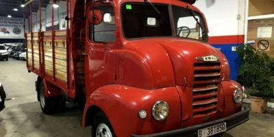 Historia de los camiones: Ford, Ebro, Nissan