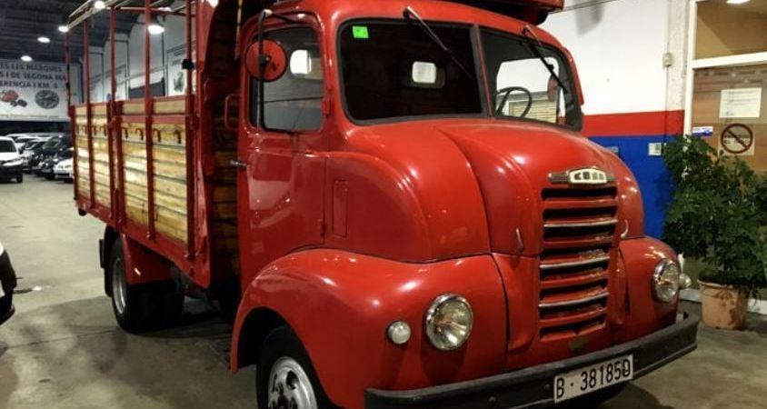 Historia De Los Camiones Ford Ebro Nissan Fotos