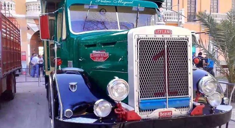Historia de los camiones Leyland