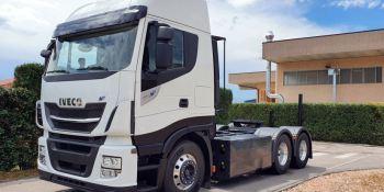 IVECO obtiene el mayor pedido de camiones a gas natural en Sudamérica