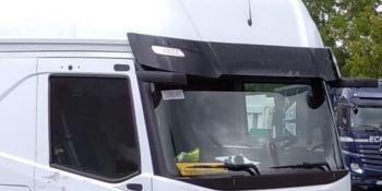 El Iveco S-Way también sustituirá por cámaras los espejos retrovisores