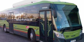 Madrid amplía su flota de autobuses a gas para servicio urbano e interurbano