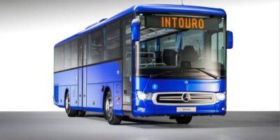El nuevo autobús Mercedes-Benz Intouro es un referente en seguridad