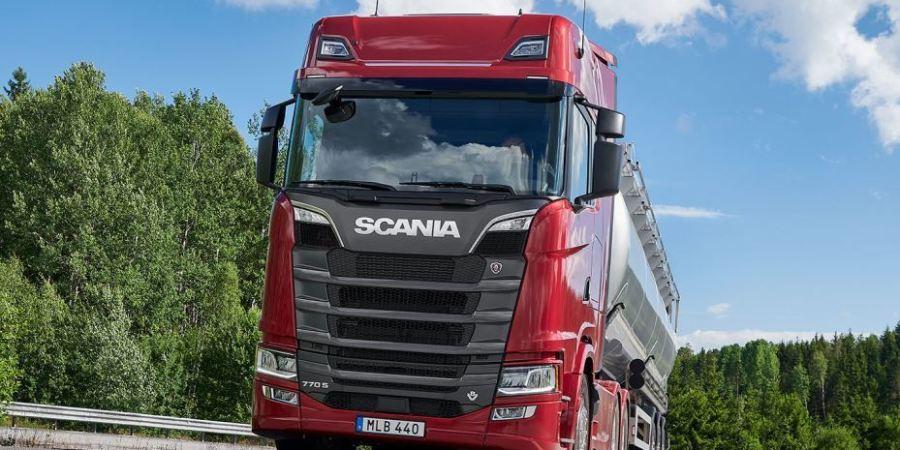 """Scania presentó hoy el nuevo """"rey de la carretera"""" con 770 CV"""