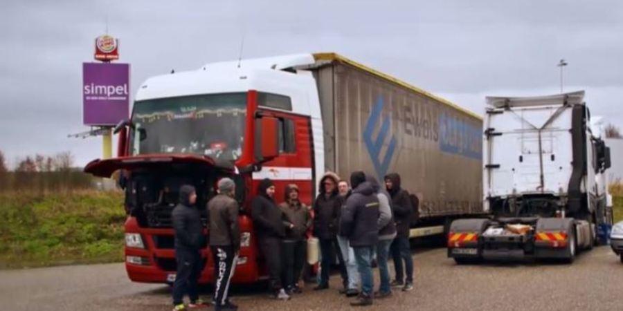 Ya hay 200.000 camioneros de terceros países trabajando en la UE