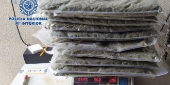 Desarticulada una organización que transportaba droga en furgonetas