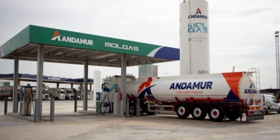 Andamur, nuevo miembro de empresas por la movilidad sostenible