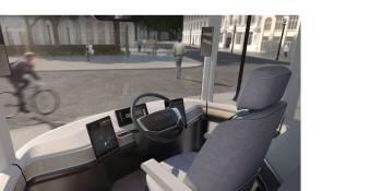 ¿Cómo es el Volta Zero para los conductores del vehículo?