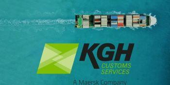 """KGH Customs Services se convierte en """"una empresa de Maersk"""""""