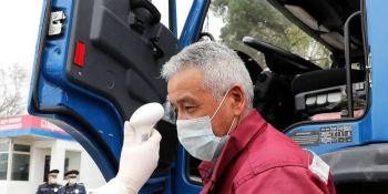 Los camioneros quedarán exentos de la cuarentena en la U.E. por el Covid-19