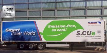Schmitz Cargobull se alza con el premio «Trailer Innovation 2021» en la categoría «Medio ambiente»