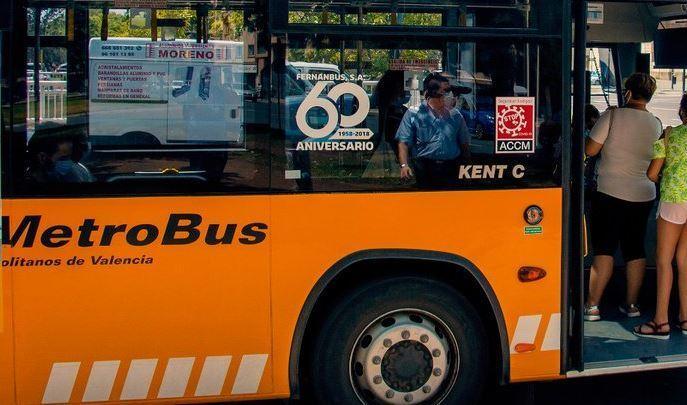 Subvenciones del Ministerio de Hacienda al transporte de viajeros de Madrid, Barcelona, Valencia y Canarias