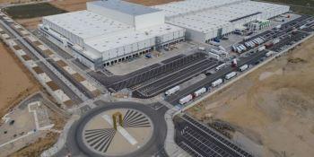 Montepino finaliza la entrega del HUB logístico de Luís Simões en Guadalajara