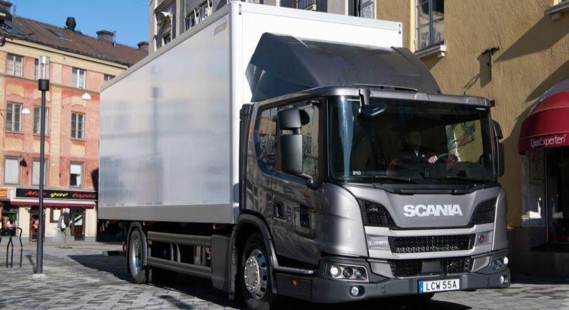 Scania presenta la dirección activa eléctrica (EAS)