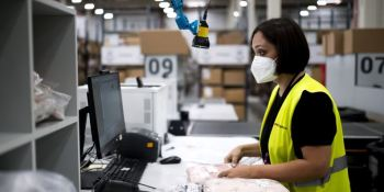 XPO Logistics utiliza escáneres de visión artificial sin contacto