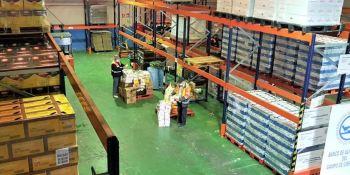 APM Terminals Algeciras dona al Banco de Alimentos el importe de su almuerzo de Navidad