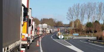 ASTIC teme que los camiones europeos no puedan circular en Reino Unido