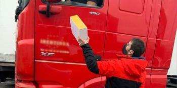 Continental agradece el esfuerzo y entrega de los transportistas durante la pandemia
