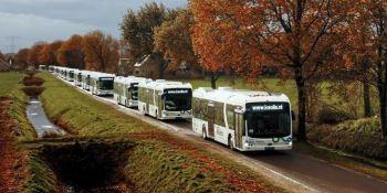 BYD entrega 246 autobuses eléctricos a Keolis, el pedido más grande de Europa